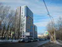 Yekaterinburg, Bauman st, house 35. Apartment house