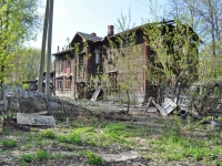 Yekaterinburg, Entuziastov st, house 12. vacant building