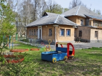 neighbour house: st. Entuziastov, house 20. nursery school Гелиос