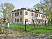 neighbour house: st. Entuziastov, house 21. nursery school №176