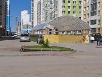 Yekaterinburg, Wilhelm de Gennin st, house 31А. garage (parking)