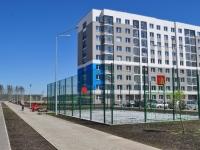 Yekaterinburg, Wilhelm de Gennin st, house 32. Apartment house