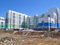 叶卡捷琳堡市, Wilhelm de Gennin st, 房屋 40. 公寓楼