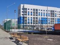 Екатеринбург, улица Павла Шаманова, дом 34. многоквартирный дом