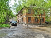 Yekaterinburg, Elektrikov st, house 6. Apartment house