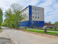 Yekaterinburg, hotel ОАО МРСК Урала, Elektrikov st, house 15