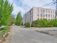neighbour house: st. Elektrikov, house 16. housing service