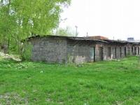 Екатеринбург, улица Электриков, хозяйственный корпус
