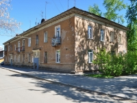 neighbour house: st. Balaklavsky tupik, house 1. Apartment house