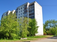 Yekaterinburg, Shefskaya str, house 16. Apartment house