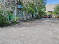 Yekaterinburg, Klubny (Sharbovsky) alley, house 3. Apartment house