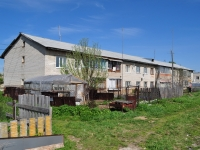Yekaterinburg, Kalinin (Shabrovsky) st, house 45. Apartment house