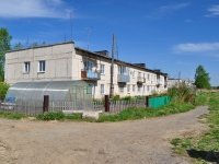 Yekaterinburg, Kalinin (Shabrovsky) st, house 47. Apartment house