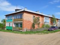 Yekaterinburg, Kalinin (Shabrovsky) st, house 55. Apartment house