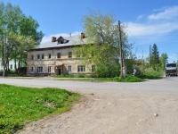 Екатеринбург, улица Ленина (Шабровский), дом 6. многоквартирный дом