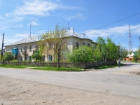 Yekaterinburg, Lenin (Sharbovsky) st, house 12. Apartment house