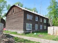 Yekaterinburg, Lenin (Sharbovsky) st, house 27. Apartment house