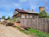 Екатеринбург, улица Луначарского (Шабровский). неиспользуемое здание