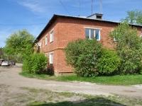 叶卡捷琳堡市, Parkovaya (Shabrovsky) st, 房屋 1. 公寓楼