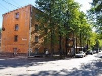 Yekaterinburg, Il'icha st, house 9. Apartment house