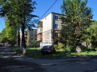 Yekaterinburg, Il'icha st, house 12. Apartment house