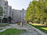 Yekaterinburg, Il'icha st, house 35. Apartment house