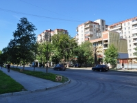Yekaterinburg, Il'icha st, house 45. Apartment house