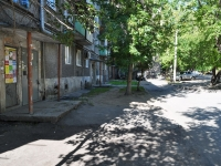 Yekaterinburg, Il'icha st, house 59. Apartment house