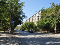 Yekaterinburg, Il'icha st, house 61. Apartment house
