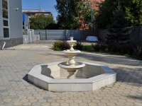 "neighbour house: st. Il'icha. fountain ""Рядом с Ареной"""