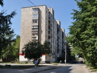 Yekaterinburg, st Industrii, house 28. Apartment house