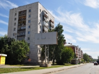 Yekaterinburg, Industrii st, house 33. Apartment house