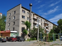 Yekaterinburg, Industrii st, house 36. Apartment house