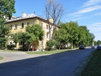 neighbour house: st. Industrii, house 39. Apartment house