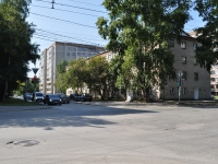 Екатеринбург, общежитие РГППУ, №2, улица Индустрии, дом 55