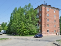 Yekaterinburg, Industrii st, house 96А. Apartment house
