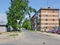 Yekaterinburg, Chernoyarskaya str, house 6. Apartment house