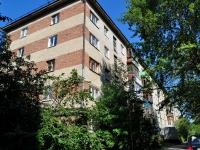 Екатеринбург, улица Черноярская, дом 6. многоквартирный дом