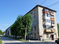Yekaterinburg, Chernoyarskaya str, house 10. Apartment house