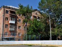 neighbour house: str. Chernoyarskaya, house 26. Apartment house