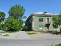 neighbour house: alley. Mnogostanochnikov, house 8. Apartment house