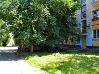 Yekaterinburg, Alpinistov alley, house 2А. Apartment house