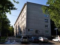 Екатеринбург, улица Альпинистов, дом 20/1. общежитие