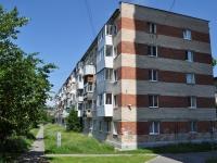 Yekaterinburg, st Borodin, house 4Б. Apartment house