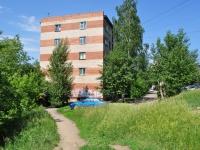 Yekaterinburg, st Borodin, house 4. Apartment house
