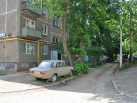 Yekaterinburg, Borodin st, house 5. Apartment house