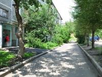 Yekaterinburg, Borodin st, house 6А. Apartment house