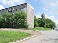 Yekaterinburg, st Borodin, house 6Б. Apartment house