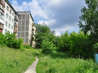 Yekaterinburg, Borodin st, house 9/2. Apartment house