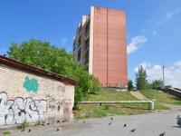 Екатеринбург, улица Бородина, дом 11В. многоквартирный дом